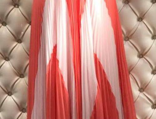 Fiesta Rojo Blanco